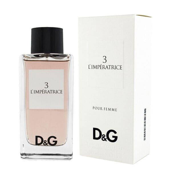 Духи Императрица 3 от D&G описание аромата и композиции