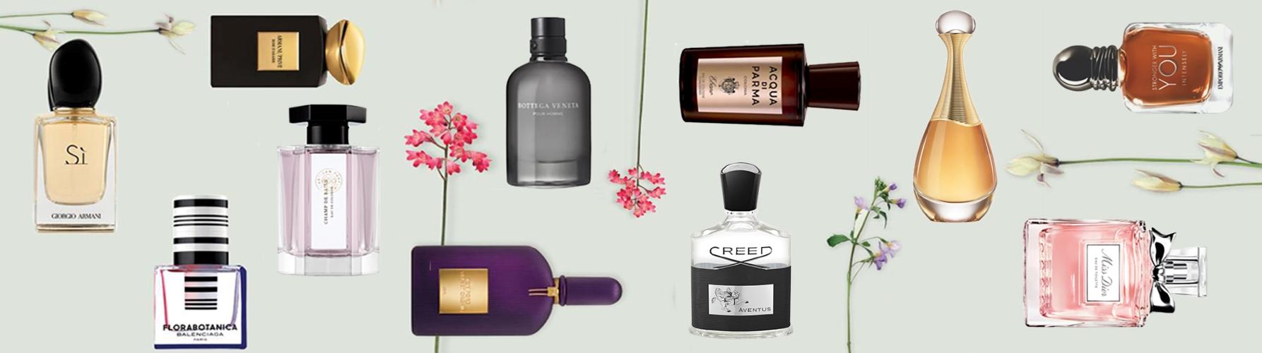 Ценовой диапазон селективной парфюмерии