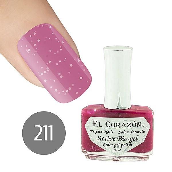 El Corazon Active bio-gel актив био-гель 16мл №211