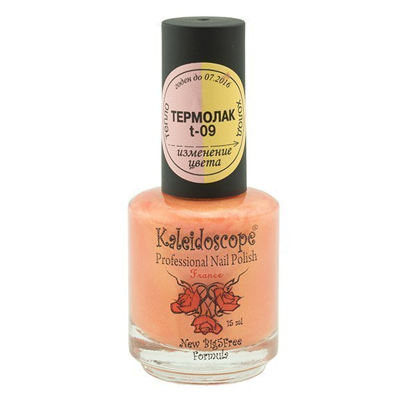 Kaleidoscope термолак для ногтей 15мл №09