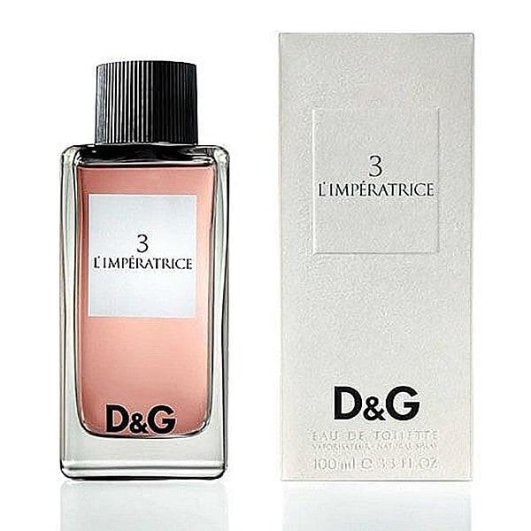 Dolce&Gabbana №3 L'Imperatrice 100ml