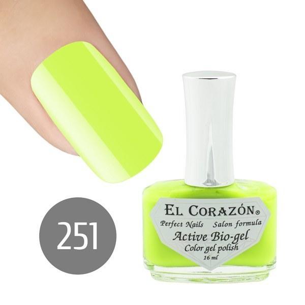 El Corazon Active bio-gel актив био-гель 16мл №251