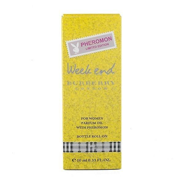 Парфюмерное масло с феромонам Burberry Weekend 10ml
