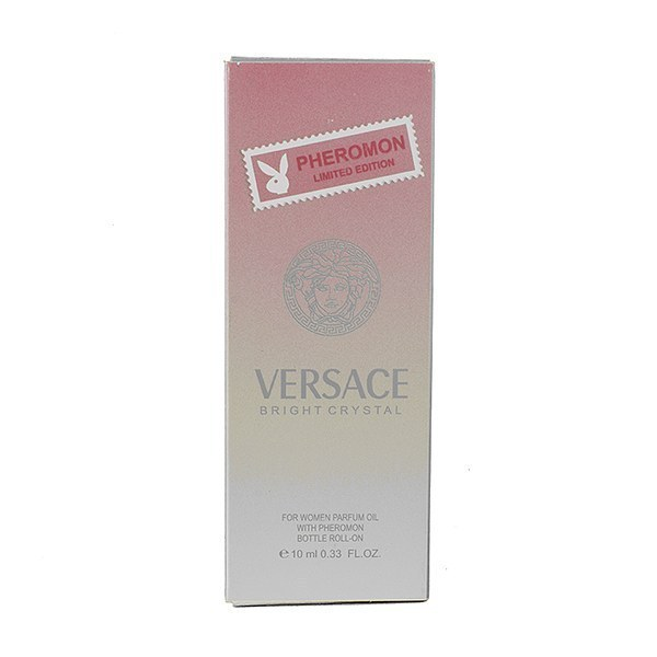 Парфюмерное масло с феромонами Versace Bright Crystal 10ml