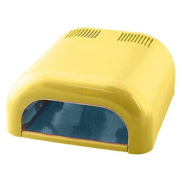 UV Лампа 36W W-230 жёлтая