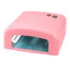 UV Лампа 36W JD-818 Pink