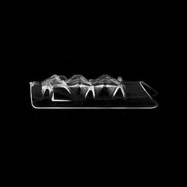 Simply Nail типсы хрустальные прозрачные уп500шт