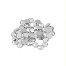 Стразы Swarovski SS4-1.6мм Crystal 40шт