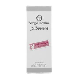 Парфюмерное масло с феромонами Sergio Tacchini Donna 10ml