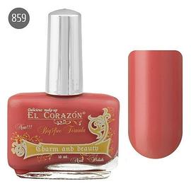 El Corazon Лак для ногтей Charm & Beauty 16мл №859