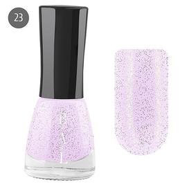 Bal Лак для ногтей 6мл №23 блёстки сиренево-розовые