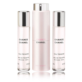 Парфюмерный набор Chanel Chance eau Tendre 3*20 мл