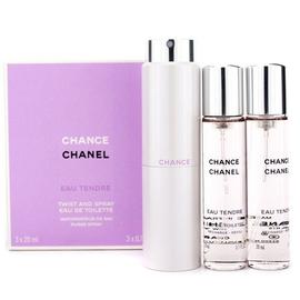 Парфюмерный набор Chanel Chance eau Tendre 2*30 мл