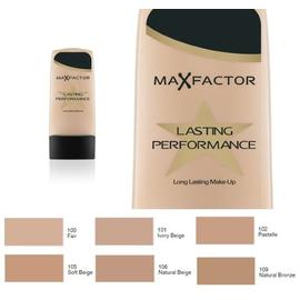 Тональный крем Max Factor Lasting perfomance 35 ml №101