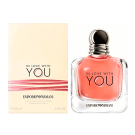 Emporio Armani In love with you 100 мл