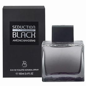 Antonio Banderas Black in Seduction 100m