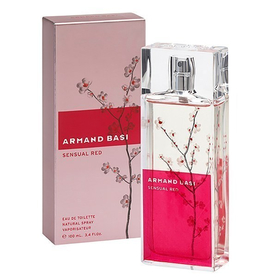 Armand Basi Sensual red 100m