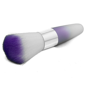 Щеточка для опила фиолетовая