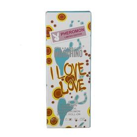 Парфюмерное масло с феромонами Moschino I Love Love 10ml