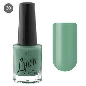 Lyon Лак для ногтей 6мл №20