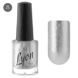 Lyon Лак для ногтей 6мл №25
