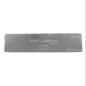Dolce & Gabbana The One for men 15ml