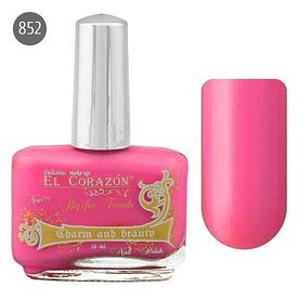 El Corazon Лак для ногтей Charm & Beauty 16мл №852