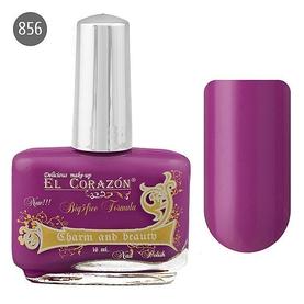 El Corazon Лак для ногтей Charm & Beauty 16мл №856