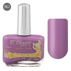 El Corazon Лак для ногтей Charm & Beauty 16мл №862