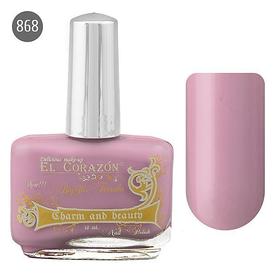 El Corazon Лак для ногтей Charm & Beauty 16мл №868