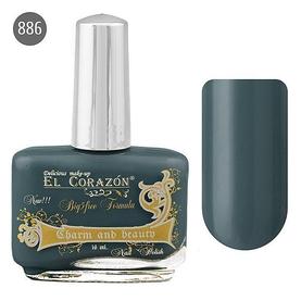 El Corazon Лак для ногтей Charm & Beauty 16мл №886