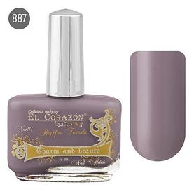 El Corazon Лак для ногтей Charm & Beauty 16мл №887