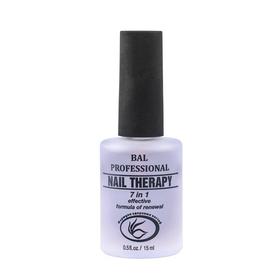 BAL Ногтевая терапия 7 в 1 (эффективная формула восстановления) 15мл