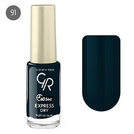 Golden Rose Лак для ногтей Express Dry 10мл №91