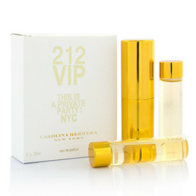 Carolina Herrera 212 Vip 3*20 ml (жен)