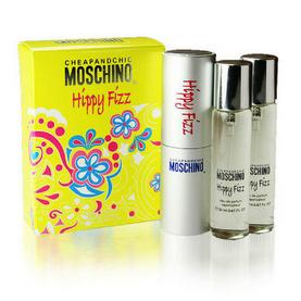 Парфюмерный набор Moschino Hippy Fizz 3*20 ml