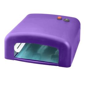 UV Лампа 36W JD-818 фиолетовая