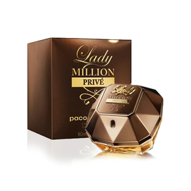 Paco Rabanne Lady Million Prive 80 мл
