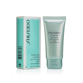 Пилинг Shiseido Green tea 80ml