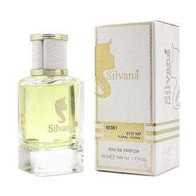 Silvana W381 Carolina Herrera 212 Vip Women 50ml