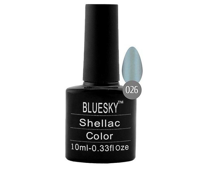 Bluesky гель-лак 10 мл №026