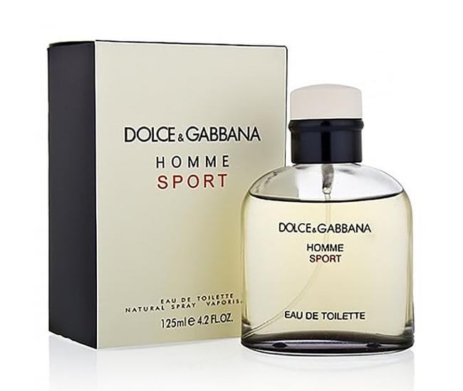 Dolce&Gabbana Homme Sport 125ml