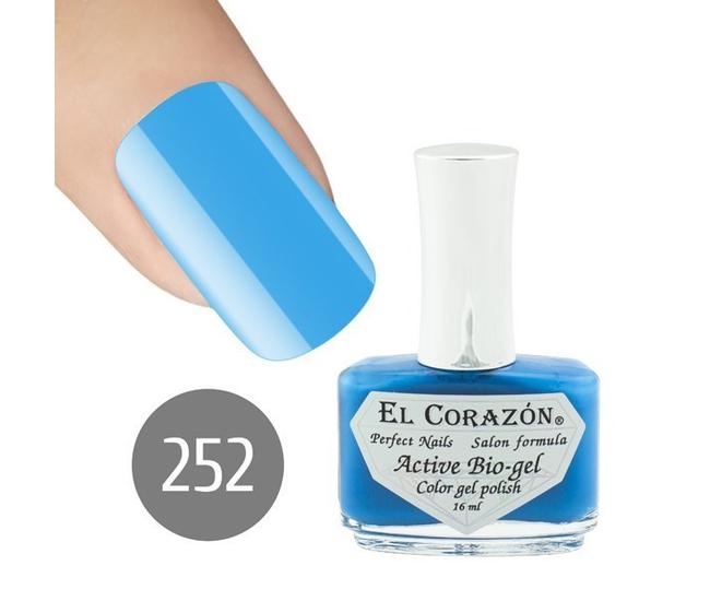 El Corazon Active bio-gel актив био-гель 16мл №252