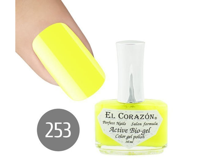 El Corazon Active bio-gel актив био-гель 16мл №253