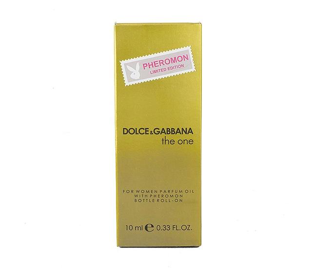 Парфюмерное масло с феромонами Dolce & Gabbana The One 10ml