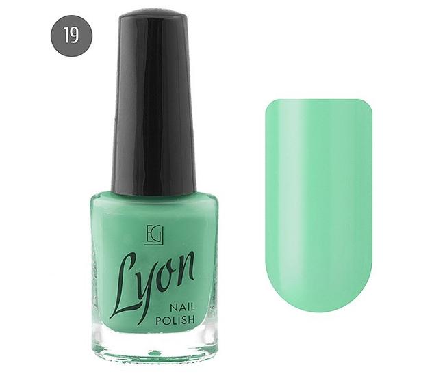 Lyon Лак для ногтей 6мл №19
