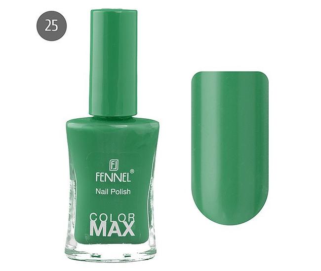 "Fennel ''Color Max"" Лак для ногтей 11мл №25"