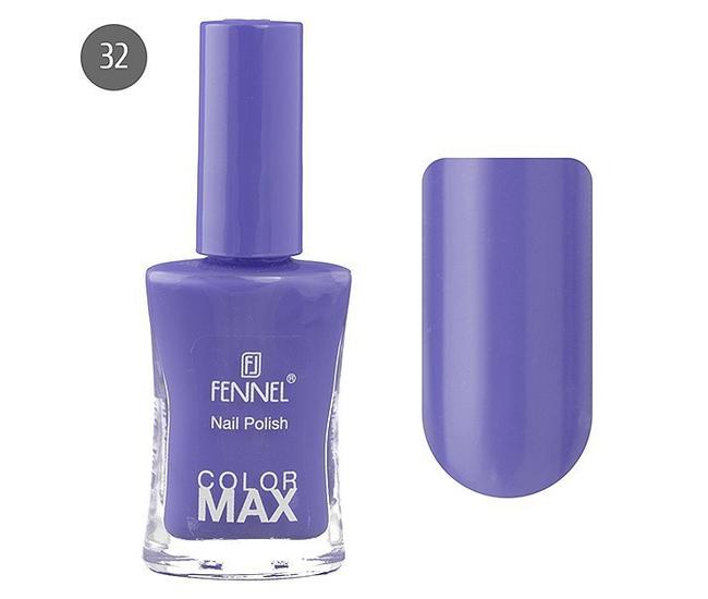 "Fennel ''Color Max"" Лак для ногтей 11мл №32"