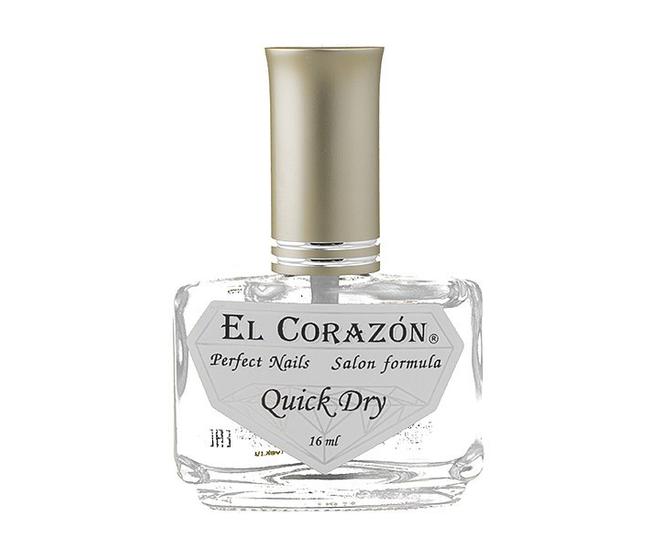 El Corazon быстрая сушка с летучими силиконам №420 16мл