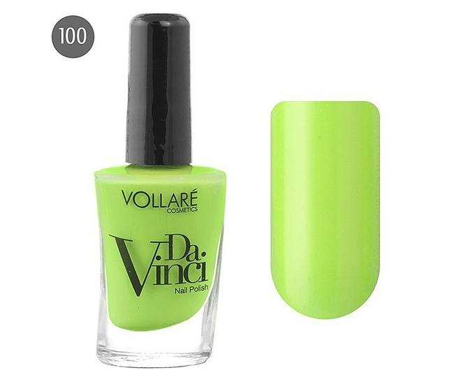 Vollare Лак для ногтей Da Vinci 11мл №100